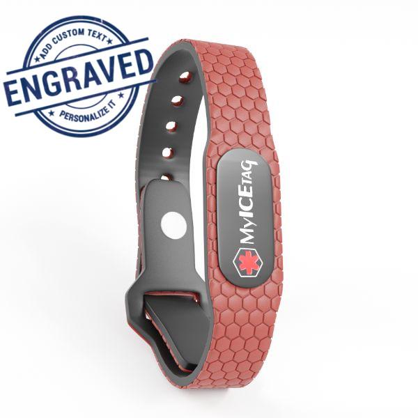 Flex Medical ID Wristband