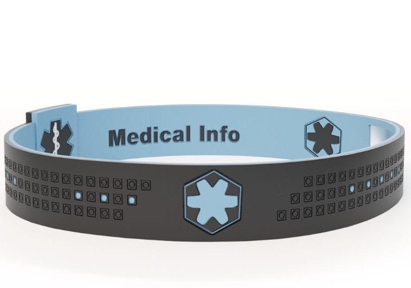 medical information bracelet